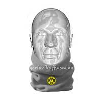 Горловик шапка / Горловик для футбола Боруссия Дортмунд