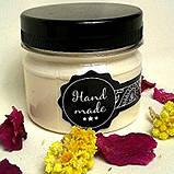 Крем для тела с маслом какао и медом ручной работы., фото 3