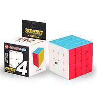 Кубик Рубика EQY506 (42шт) 6-6-6см, 4х4, в кор-ке, 7-11-7см