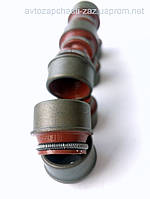 Сальник клапана BMW 7 мм Germany. Колпачки маслосъемные FPM. Красное уплотнительное кольцо стержня клапана 7mm