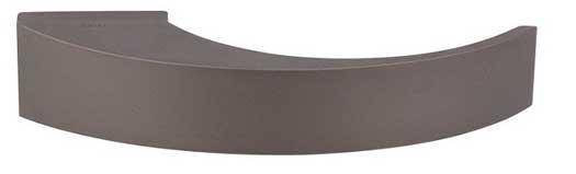 Дверная ручка TUPAI DEDOS 3094 титан
