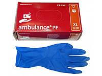 Перчатки ambulance Перчатки медицинские Амбуланс
