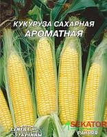 "Семена кукурузы сахарной Ароматная, среднеспелый , 20 г, ""Семена Украины"", Украина"