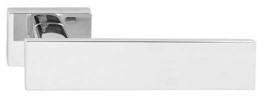 Дверная ручка TUPAI LINHA Q 2 2730RE хром