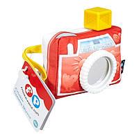 Мягкая игрушка-подвеска Фотоаппарат, Fisher-Price (DFR11)