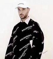 Свитер мужской в стиле Balenciaga кашемир