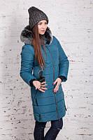 Теплое женское пальто на зиму