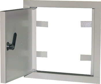 Дверцы металлические ревизионные e.mdoor.stand.250.250 250х250м