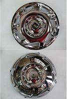 Двухкатковые колпаки (суперсталь) Volkswagen Crafter