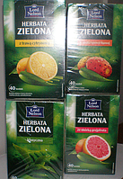 Чай Lord Nelson пакетированный зеленый в ассортименте 40пак