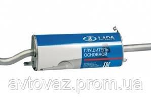 Глушитель основной ВАЗ 2170 Приора (алюминезированый) АвтоВАЗ