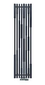 Полотенцесушитель CANE 1600*390 Metallic Grey