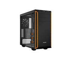 Корпуса компьютерные Be quiet! Pure Base 600 Window Orange ( BGW20)