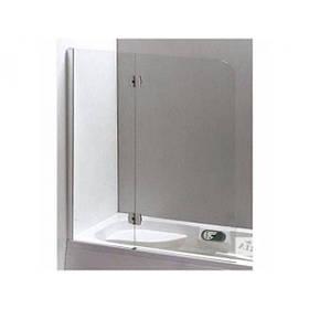 Распашная шторка для ванны Eger (599-120CH/L)