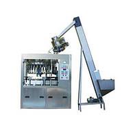 Автоматическая линия розлива газированных напитков ПЭТ б/у0,5-2 л.