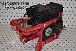 Двигатель в сборе d-43мм бензопил GoodLuck 4500/5200, фото 3