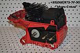 Двигатель в сборе d-43мм бензопил GoodLuck 4500/5200, фото 6