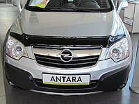 Дефлектор капота (мухобойка) OPEL Antara 2007-2011