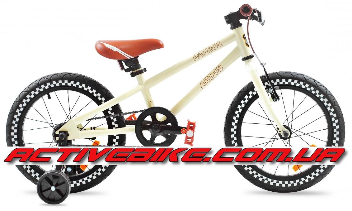 """Велосипед детский Ardis PATROL 16""""."""