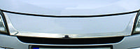 RENAULT MEGANE III Накладка на решетку радиатора нерж.