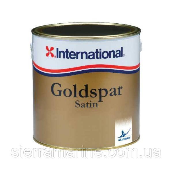 Яхтовий лак Goldspar Satin/2,5 Liter/(matt)