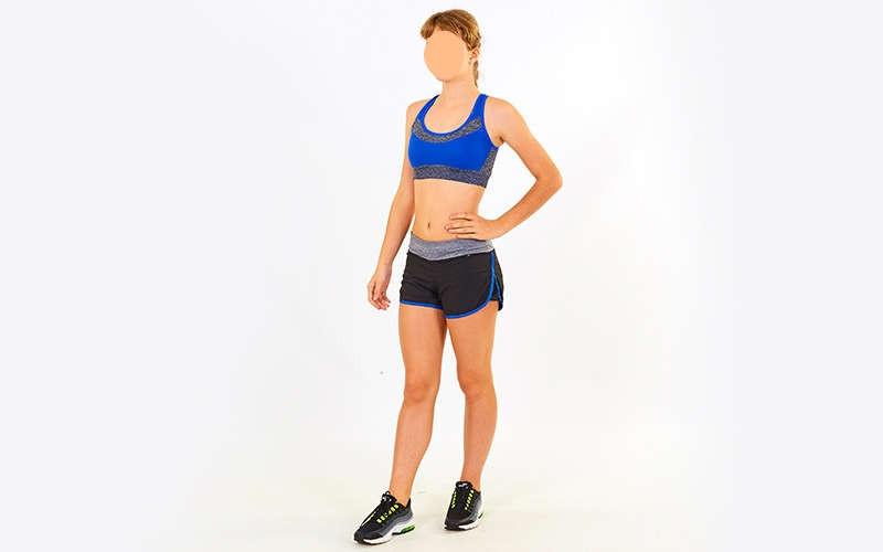 Топ для фитнеса и йоги CO-0227-5