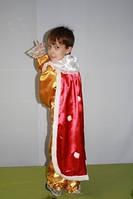 Детский новогодний карнавальный костюм принца, короля