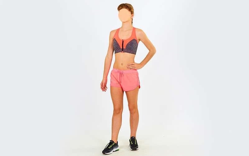 Топ для фитнеса и йоги CO-0228-1