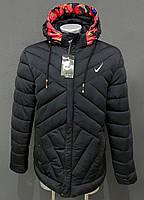 Мужская зимняя куртка, черная