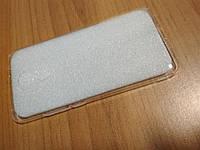 Чехол накладка Huawei Y7 Prime бампер панель прозрачный