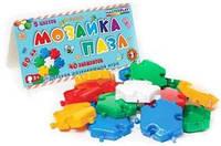 Мозайка детская игра №3 MasterPlay,1-144