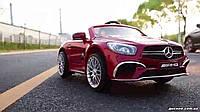 Детский электромобиль M 3583EBLRS-3 Mercedes
