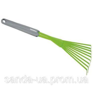Грабли веерные, ручные 45 см, Verdemax 3968