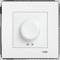 Светорегулятор (диммер) 600W RL VIKO Karre Белый 90960020