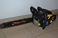 Бензопила Riber-Pro MZ-59, легкий старт