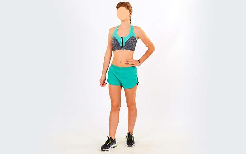 Топ для фітнесу і йоги CO-0228-3