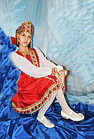 Карнавальные костюмы для детей купить -  Русская красавица 1