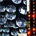 Акриловые кристаллы для декора