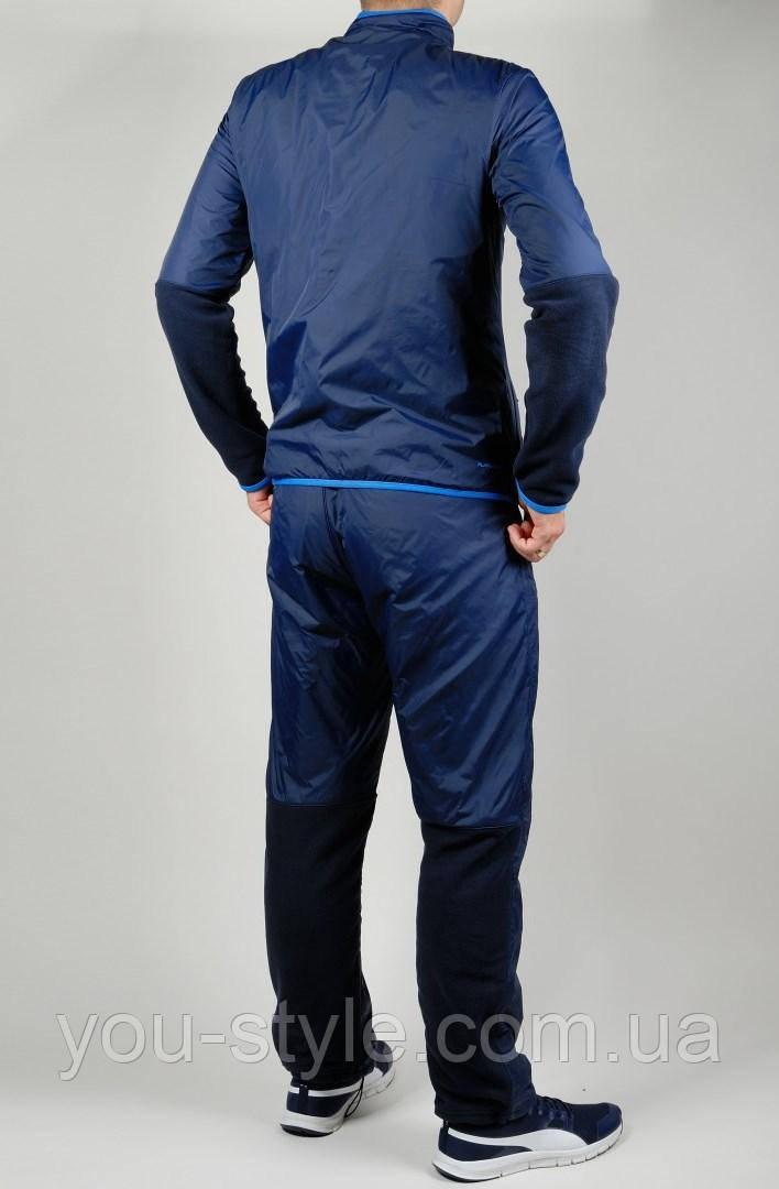 7d82576f712 Зимний спортивный костюм Reebok 4497 Тёмно-синий