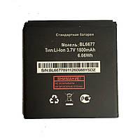 Аккумулятор к телефону Fly BL6677 1800mAh