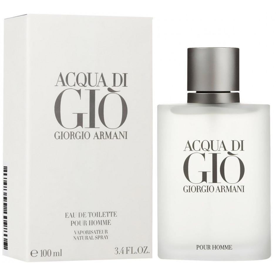 мужской парфюм Armani Acqua Di Gio Pour Homme 100 мл продажа цена в харькове парфюмерия мужская
