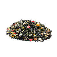 Чай Gutenberg с добавками зеленый с черным Основной инстинкт