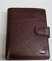 Мужское кожаное портмоне Balisa 227 коричневый Портмоне мужское из натуральной кожи недорого в Одессе