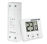 """Auraton 200 RTH - беспроводной суточный термостат, функция """"эконом"""""""