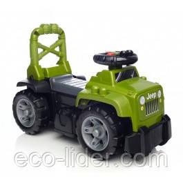 Автомобиль-Джип Mega Bloks зеленый, 1+