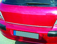 PEUGEOT 308 накладка нижней кромки крышки багажника (нерж.)