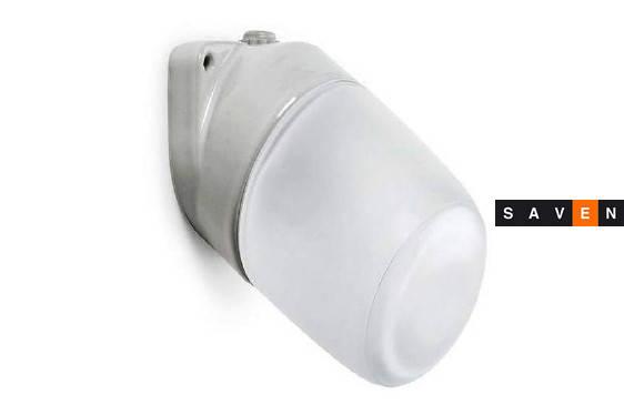 Светильник д/сауны угловой (401 E27), фото 2