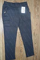 Женские  утепленные брюки большого  размера