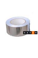 Скотч алюминиевый для сауны (100°С) 50м/рулон