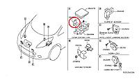 Nissan Leaf Бокова кришка модуля контроллерів